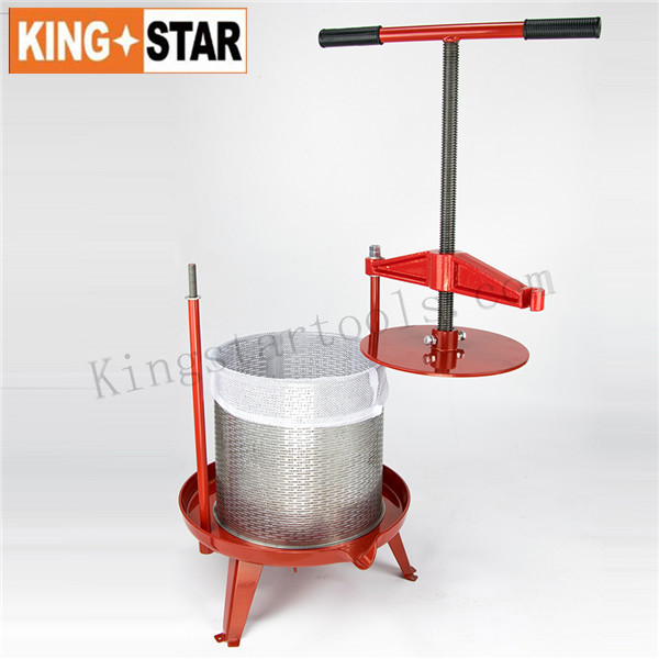 14L Stainless Steel Fruit Press
