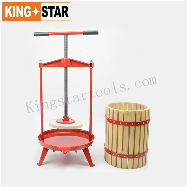 18L Fruit Press with T handle