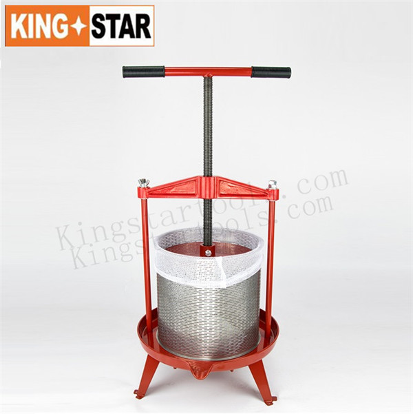 9L Stainless Steel Fruit Press