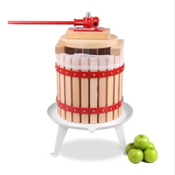 18L Basket Fruit press