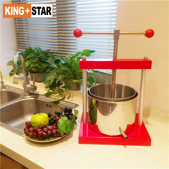 2L Stainless steel Fruit press
