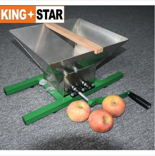 7L Stainless Steel Fruit Crusher