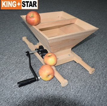 7L Wooden Fruit Crusher