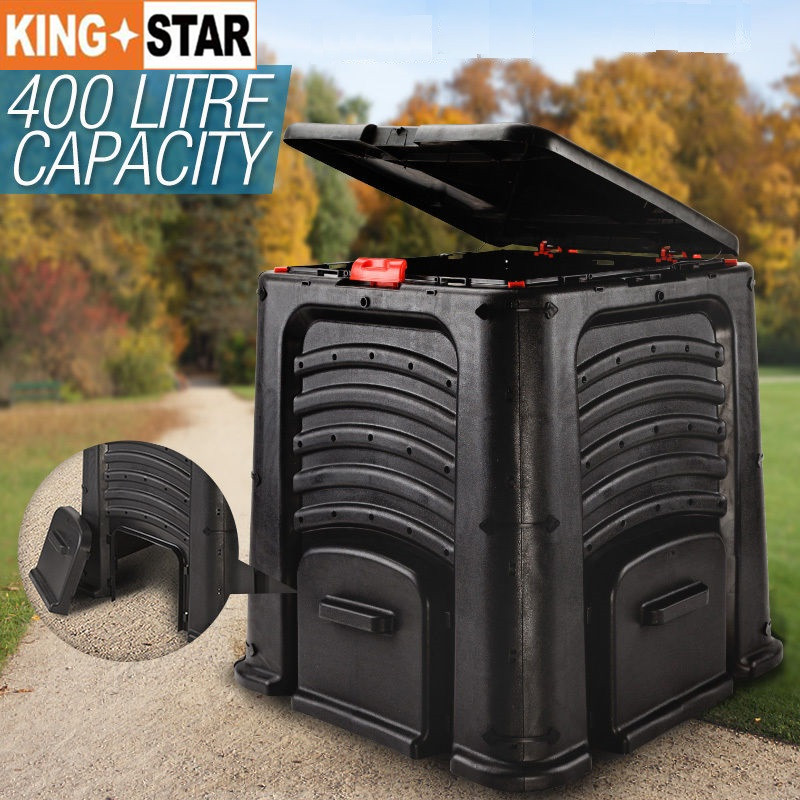 400L Plactic heavy duty compost bin