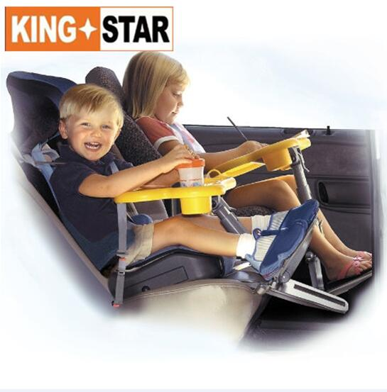 Children Car Table and Footrest
